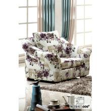 Beautiful Modern Design China Fabric Sofa Chair (006)