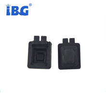 Soft Black Silicone Rubber Button Sealings