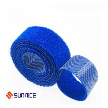 China for Velcro Cable Tie Soft Back to Back Hook Loop Fasteners export to United States Suppliers