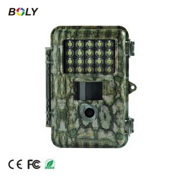 Bolyguard flash blanco y cámara fotográfica salvaje a todo color 14MP 720P cámara de visión nocturna