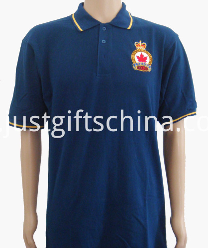 Promotional Cotton Polo Shirts (2)