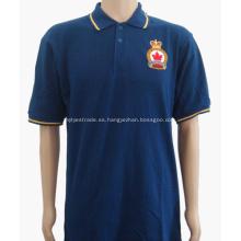 Camisas de Polo de algodón promoción