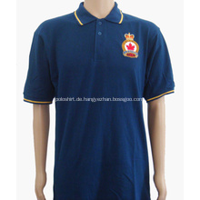 Werbe Baumwoll-Polo-Shirts
