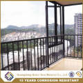 Galvanized Steel Coated Air-Conditioner Railing