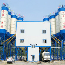 Aggregate Concrete Batch Production Plant