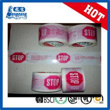 Caixa embalagem OPP fita adesiva