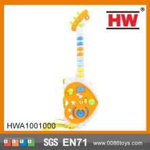 cartoon musical instrument children plastic toy guitar