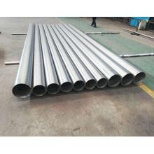 Titanium Welded Tube |Gr1/Gr5 Welding Exhaust Pipes