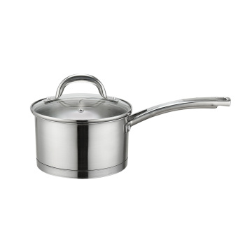 3QT saucepan set with lid for induction cooker