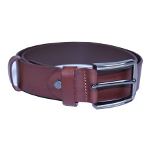 Women Jeans Leather embossed Belt with Grommet