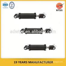 Cilindros hidráulicos tipo barra de tracción para aplicaciones agrícolas e industriales
