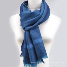 2014 Fashion 100%Mercerized Wool Scarf (14-BR420202-3.2)