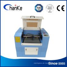 Ck604040W/60wplywood/Acryl/Papier kleiner Laserschneider