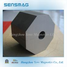 Большие блоки постоянного магнитного поля Sm2co17 для приборов, датчиков, военных