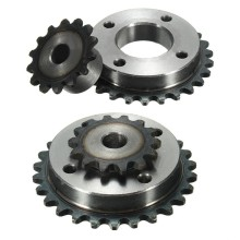 Chain Sprocket Gear Motorcycle Double Row Chain Sprocket