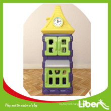 simple children plastic storage children toy cabinet series LE.SK.032
