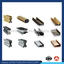 Profils en aluminium de haute qualité pour cabines de douche