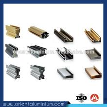 High quality aluminium profiles for shower enclosures