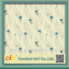 Blaue Blume Patter Wallpaper