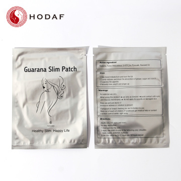 Vente chaude original guarana mince patch