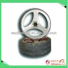 Лифт полиуретан резина колеса DAA265AT, список колеса лифт