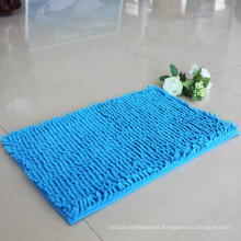 The Carpet with Chenille Mat Mat Door Mat