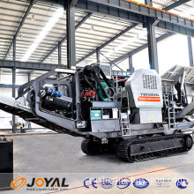 New Type High-performance Crawler Mobile Rock Crushing Plant for Sale