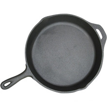 Camp Chef 12Inch Seasoned Cast Iron Skillet