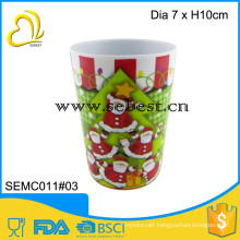 wholesale christmas printing melamine cups