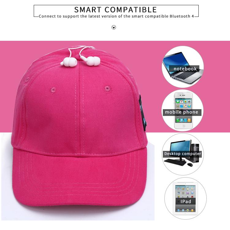 Hat Wireless Bluetooth Smart Cap