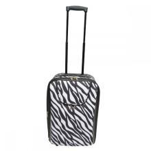 Мода Дизайн Зебра модель колесного тележки багажа