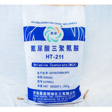 Melamine Cyanurate Flame Retardant for Plastic