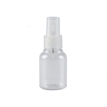 55ml Pet Bottle with Sprayer Round Bottle