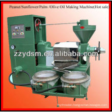 Automatic Peanut/Sunflower/Palm /Olive Oil Making Machine(200KG/H) 0086-15138669026