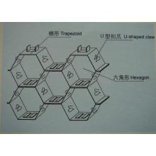 Hexsteel / Schildkröten Shell Mesh Yb001