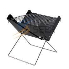 Gril Folding Grill / BBQ au charbon de bois X-Style (SE988)