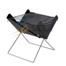 Folding Grill/X-Style Charcoal BBQ Grill (SE988)