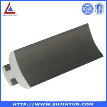 Perfis da extrusão da liga de alumínio do costume 6063 T5
