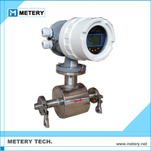 Alcohol beer electromagnetic flow meter china