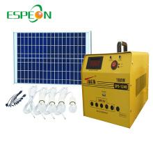 Système d'énergie solaire industriel d'arrivée de nouvelle espeon pour charger le téléphone portable