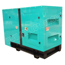 30kw/38kVA Yangdong Silent Diesel Generator with Mobile Trailer