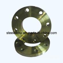 Kohlenstoff-Stahl A105n Asme B16.5 Pl Flansch