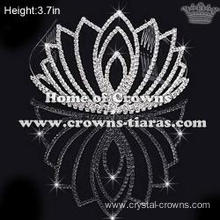 Unique Rhinestone Pageant Queen Crowns