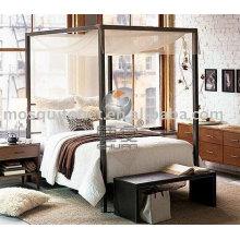 Bett Vorhang