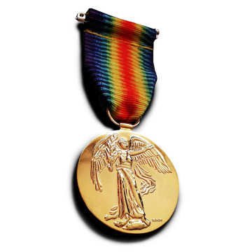 British Victory Medal Great War for Civilization