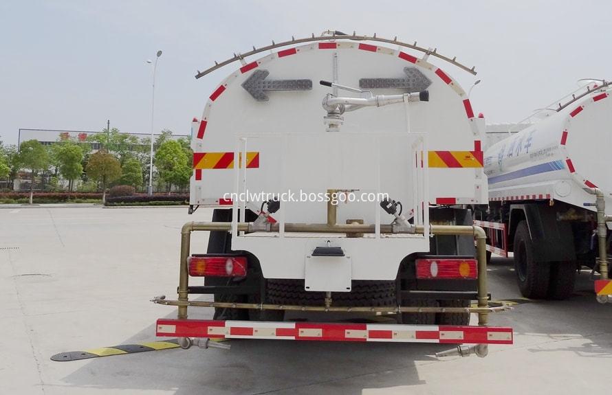 high pressure water jetting truck 3