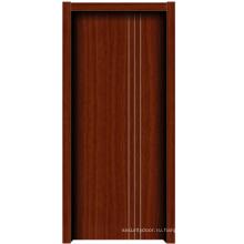 Меламин дверь кожи (ЖЛ-MS25)