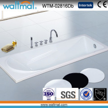 High Quality Cupc Simple Drop-in Bathtub (WTM-02816D)