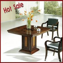 1.2m square negotiation table for office for 4 persons