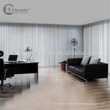 Wärmedämmige japanische Stil Büro vertikale Fenster Jalousien